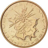 Monnaies, Vème République, 10 Francs Mathieu, Essai, Tranche B, KM E115 #59528
