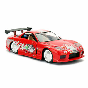 1:32 Jada Hollywood Rides - Fast and Furious - Dom's Mazda RX-7