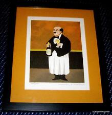 Signed & Numbered Guy Buffet CONNOISEUR Lithograph