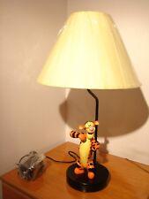 Disney TIGGER Table figurine Lamp RUTTEN COLLECTION Statue winnie the pooh RARE