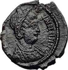 Saint HELENA Constantine I the Great Mother 337AD Ancient Roman Coin PAX i58653