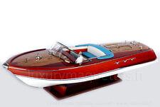 MODEL Riva ARISTON 60 CM - Wooden Model Boat High quality