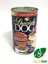 SPECIAL DOG CANE BOCCONCINI COTTI VITELLO CARTONE 12 PEZZI UMIDO LATTINA 1275g