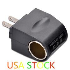 AC Home Wall Outlet Power To 12V DC Cigarette Lighter Adaptor converter inverter