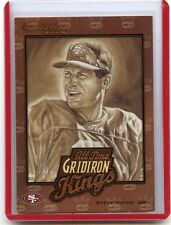 """2002 DONRUSS #AT-10 STEVE YOUNG """"ALL-TIME GRIDIRON KINGS"""" #664/2000, S.F. 49ERS"""