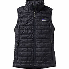 Patagonia Womens Nano Puff Vest - #84247 - Black - Small