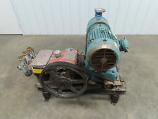 Wheatley P200b Tri Plex Plunger Pump Withreeves Motodrive Variable Speed Drive 75