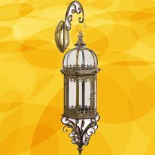 Laterne METALL  KERZENSTÄNDER Hänge Lampen Leuchten Stehlampen Antiquitäten