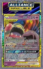 Muk And Muk D' Alola - SL10 - 61/214 - Pokemon Card New French