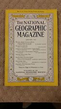 National Geographic January 1946 Volume LXXXIX Number 1 (NG3)