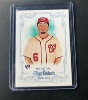 2013 Topps Allen & Ginter Baseball Anthony Rendon RC Rookie