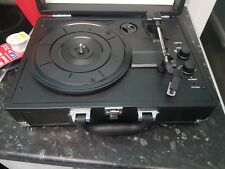 AKAI Portable record player with Bluetooth & Line input