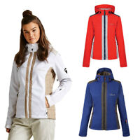 Dare2b Verify Womens Windproof Water Repellent Softshell Jacket