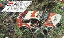 Decals Ford Sierra RS Cosworth Rally Llanes 1988 calcas Sainz