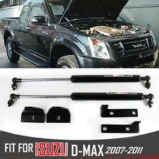 Front Shock Up Lift Bonnet Hood Strut Fit For 2007-2011 Isuzu Holden D-Max Dmax