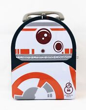 BB-8 Case Lunch Box Star Wars The Force Awakens Tin Box Company Astromech Droid!