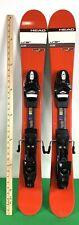 Head Liner 3.5/94 cm Skiboards Snowblades Wood Core With Ski Bindings & Bag