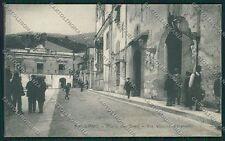 Palermo Città Piana dei Greci cartolina QQ0561