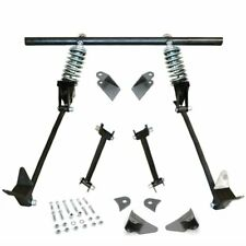 S10 SONOMA 1994-2004 Heavy Duty Triangulated 4 Link Kit four bar & Coil Overs LS