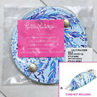 Lilly Pulitzer Cord Keeper Blue Oasis Beach