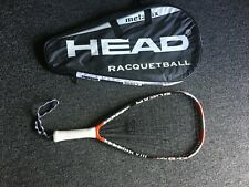 Head Metallix Racquetball racquet, MX 170  (slightly used), with cover!