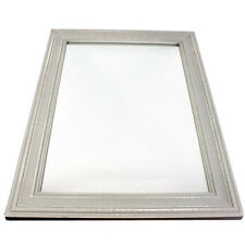 65CM WALL MIRROR FRAME HOME CHIC DESIGN LUXURY LIVING ROOM RECTANGLE MODERN NEW