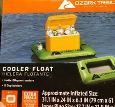Ozark Trail Water Sports Cooler Float NEW IN BOX