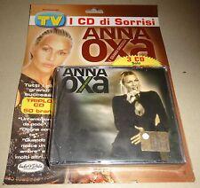 "ANNA OXA - RARO BOX 3 CD CELOPHANATO "" I GRANDI SUCCESSI """