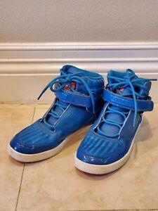 Adidas High Tops Unisex Size 6 Turquoise