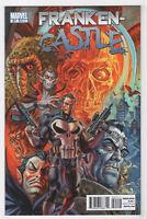 Franken-Castle #21 (Nov 2010, Marvel) [Punisher, Morbius] Dan Brereton X