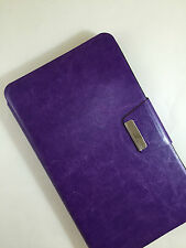 "FUNDA CARCASA PARA TABLET ALCATEL ONE TOUCH POP 7 7"" PULGADAS CIERRE IMAN MORADO"