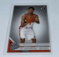 Rui Hachimura 2019 Clearly Donruss Rated Rookie Card Wizards NBA #58
