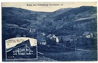 ENDENBURG Steinen Lörrach / Gasthaus zum Pflug von Otto Reif * AK um 1910