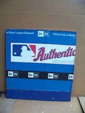 New York Mets Shea Stadium. Dugout plywood WALL panel with vinyl advertisement