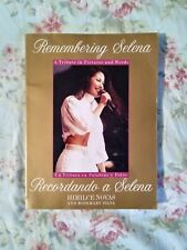 SELENA QUINTANILLA BOOK SELENA BIOGRAPHY REMEMBERING SELENA By Himilce Novas