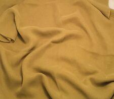 "Silk CHIFFON Fabric - CHARTREUSE GREEN 11""x12"" remnant"
