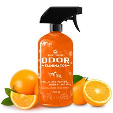 Angry Orange 24 oz Ready-to-Use Citrus Pet Odor Eliminator Spray