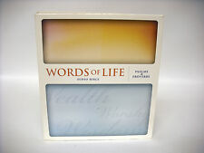 VGC Words of Life Audio Bible Psalms & Proverbs 6 CD set by Life Outreach