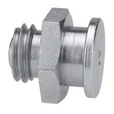 M12 x 1,75 [100 pezzi] DIN 3404 ø16mm piatto lubrificazione capezzoli ACCIAIO ZINCATO