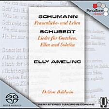 Elly Ameling - Frauenliebe & Leben / Lieder Fur Gretchen [New SACD] Hybrid SACD