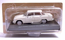 ALFA ROMEO GIULIA 1600 SUPER 1970 Bianco - Scala 1:43 - Die Cast Model - DeA