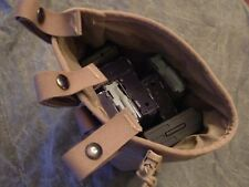 USMC Issue ILBE Coyote Brown CSM Magazine Dump Pouch - used Condition