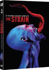THE STRAIN  - STAGIONE 02  4 DVD  COFANETTO  HORROR