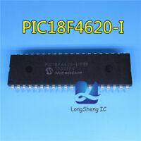 5pcs PIC18F4620-I/P DIP-40 8-bit Microcontrollers - MCU 64KB 3968 RAM 36 I/O