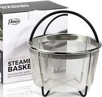 6 Quart Steamer Basket Instant Pot Accessories - Instant Pot Pressure Cooker