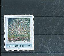 531188/ Österreich PM ** MNH Kunst Art Gustav Klimt