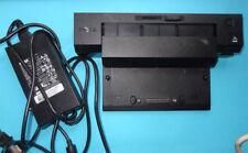 Dell Latitude estación de acoplamiento e6540u e7440 e7240 130w fuente de alimentación e-Port docking