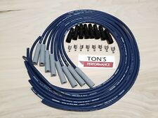 42 Moroso 865mm Lsx Ls1 Lt Universal Unassembled Custom Spark Plug Boots Wires