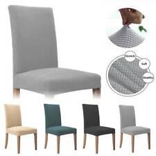 Housses chaise salle à manger extensibles housses amovibles décor banquet SH