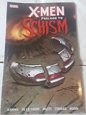 Marvel Prelude to X Men Schism Trade Paperback
